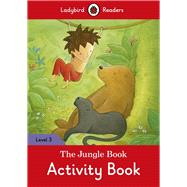 The Jungle Book Activity Book by Ladybird, 9780241253885