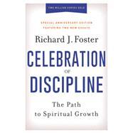 Celebration of Discipline by Foster, Richard J., 9780062803887