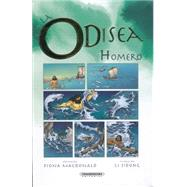 La Odisea / The Odyssey by MacDonald, Fiona; Sidong, Li, 9789583043888