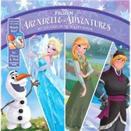 Frozen Arendelle Adventures: Read-And-Play Storybook by Disney Book Group; Disney Storybook Art Team, 9781484723890