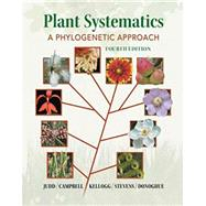 Plant Systematics A Phylogenetic Approach by Judd, Walter S.; Campbell, Christopher S.; Kellogg, Elizabeth A.; Stevens, Peter F.; Donoghue, Michael J., 9781605353890