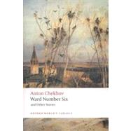 Ward Number Six and Other Stories by Chekhov, Anton; Hingley, Ronald, 9780199553891