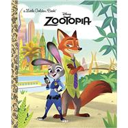 Zootopia Little Golden Book (Disney Zootopia) by KNOWLES, HEATHER; RH DISNEY, 9780736433891