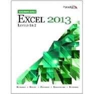 Microsoft Excel 2013: Bench, Level 1 and 2-With Cd by Rutkosky, 9780763853891