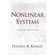 Nonlinear Systems by Khalil, Hassan K., 9780130673893