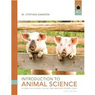 Introduction to Animal Science by Damron, W. Stephen, 9780132623896