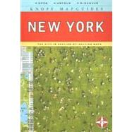 Knopf MapGuide: New York by KNOPF GUIDES, 9780307263896