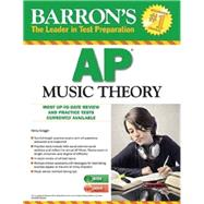 Barron's AP Music Theory by Scoggin, Nancy, 9781438073897