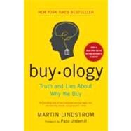 Buyology by LINDSTROM, MARTINUNDERHILL, PACO, 9780385523899
