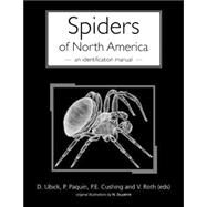 Spiders of North America by Ubick, D., 9780977143900