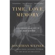 Time, Love, Memory by WEINER, JONATHAN, 9780679763901