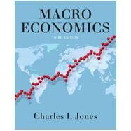 Macroeconomics by Jones, Charles I., 9780393923902