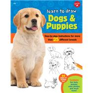 Learn to Draw Dogs & Puppies by Cuddy, Robbin; Walter Foster Publishing, 9781600583902