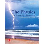 Physics of Everyday Phenomena by Griffith, W. Thomas; Brosing, Juliet, 9780073513904