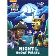 Night of the Ghost Pirate (Paw Patrol) by GOLDEN BOOKSLOVETT, NATE, 9780553523904