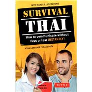 Survival Thai by Lamosse, Thomas, 9780804843904