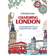 Coloring Europe: Charming London by Lee, Il-sun, 9781626923904