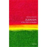 Judaism : A Very Short Introduction by Solomon, Norman, 9780192853905