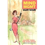 Mind MGMT 3 by Kindt, Matt; Bendis, Brian Michael, 9781616553906