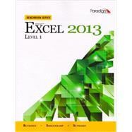 Microsoft Excel 2013: Level 1 by Rutkosky, Roggenkamp, Rutkosky, 9780763853907