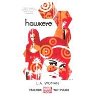 Hawkeye Volume 3 by Fraction, Matt; Wu, Annie; Pulido, Javier, 9780785183907