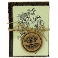Emma Bridgewater Black Scroll Notecards by Bridgewater, Emma, 9781454923909