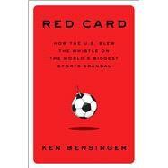 Red Card by Bensinger, Ken, 9781501133909