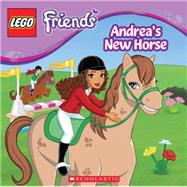 LEGO Friends: Andrea's New Horse by Simon, Jenne; Ku, Min Sung, 9780545783910