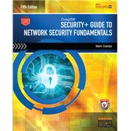 CompTIA Security+ Guide to Network Security Fundamentals (with CertBlaster Printed Access Card) by Ciampa, Mark, 9781305093911