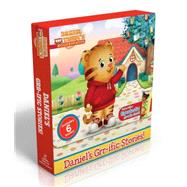 Daniel's Grr-ific Stories! Welcome to the Neighborhood!; Daniel Goes to School; Daniel Visits the Doctor; Daniel's First Sleepover; Goodnight, Daniel Tiger; The Baby Is Here! by Various; Various, 9781481443913