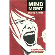 Mind Mgmt 4 by Kindt, Matt; Moore, Terry, 9781616553913
