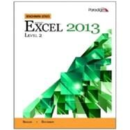 Microsoft Excel 2013: Level 2 by Seguin, Davidson, 9780763853914