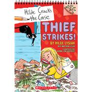 Thief Strikes!: A Branches Book (Hilde Cracks the Case #6) A Branches Book by Lysiak, Hilde; Lysiak, Matthew; Lew-Vriethoff, Joanne, 9781338283914