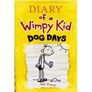 Diary of a Wimpy Kid # 4 - Dog Days by Kinney, Jeff, 9780810983915