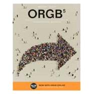 ORGB  (with Online 1 term (6 months) Printed Access Card) by Nelson, Debra L.; Quick, James Campbell, 9781305663916