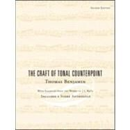 The Craft of Tonal Counterpoint by Benjamin; Thomas, 9780415943918