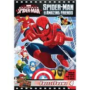 Spider-Man and His Amazing Friends 9780794433918R