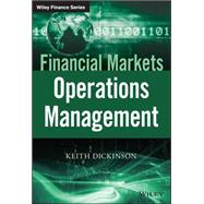 Financial Market Operations by Dickinson, Keith, 9781118843918