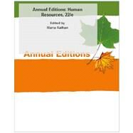 Annual Editions: Human Resources by Nathan, Maria, 9781308083919
