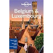 Lonely Planet Belgium & Luxembourg by Smith, Helena; Symington, Andy; Wheeler, Donna, 9781743213919