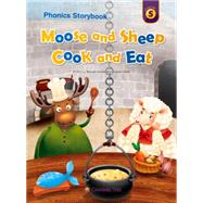 Moose and Sheep Cook and Eat by Seedat, Mariam; Ulrich, Frances, 9788966293919