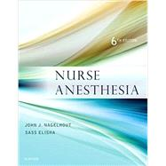 Nurse Anesthesia by Nagelhout, John J., Ph.D.; Elisha, Sass, 9780323443920