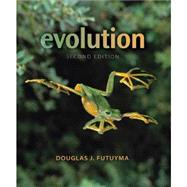 Evolution by FUTUYMA DOUGLAS J., 9780878933921