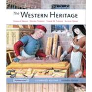 The Western Heritage Combined Volume by Kagan, Donald M.; Ozment, Steven; Turner, Frank M.; Frank, Alison M, 9780205393923