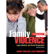Family Violence by Wallace; Roberson, 9780205913923