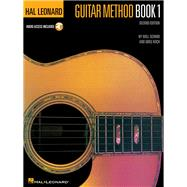 Hal Leonard Guitar Method: Book 1 by Schmid, Will, 9780793533923