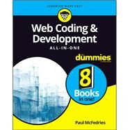 Web Coding & Development All-in-one for Dummies by McFedries, Paul, 9781119473923