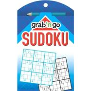 Grab 'n Go Puzzles Sudoku: Cardinal-sapphire Edition by Mersereau, Bill, 9781770663923