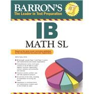 Barron's Ib Math Sl by Carey, Stella, 9781438003924