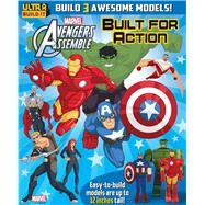 Marvel Avengers Assemble Built for Action by Scollon, Bill (ADP), 9780794433925
